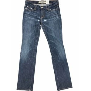 GAP Straight Boy Cut Women Jeans 4